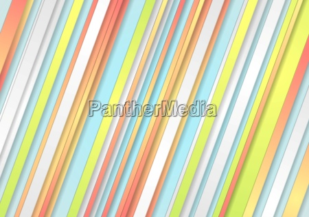 pastel stripes abstract vector background