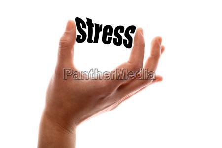 kleiner stress
