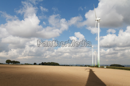 agriculture farming field wind energy wind