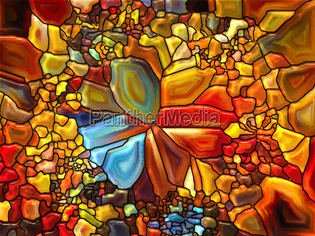 realms of stained glass