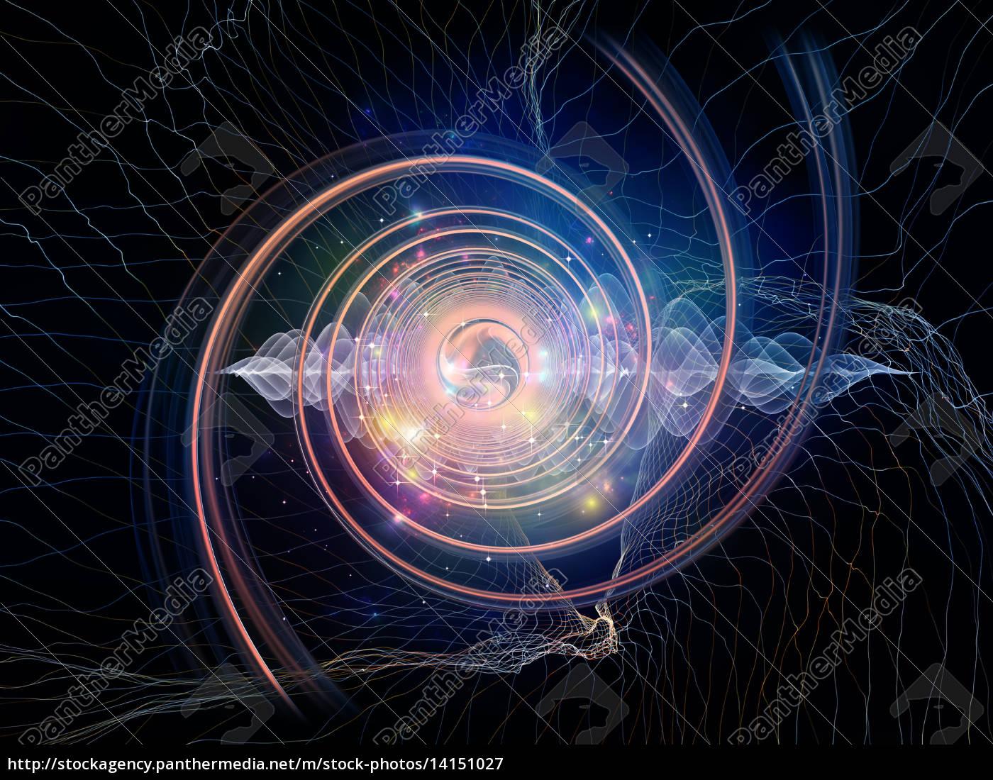 digital-abstrakte, visualisierung - 14151027