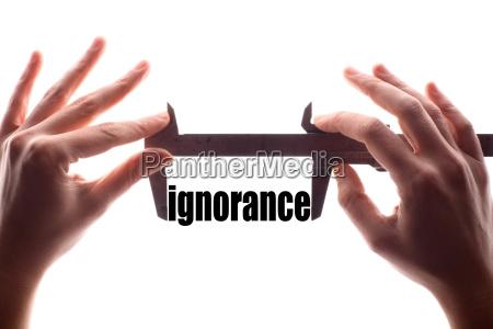 small ignorance