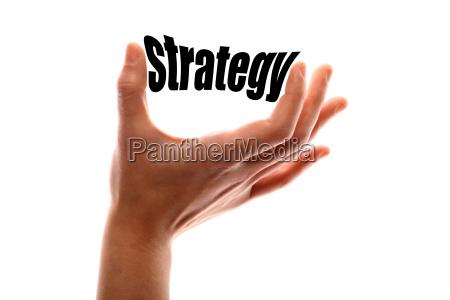 kleinere strategie