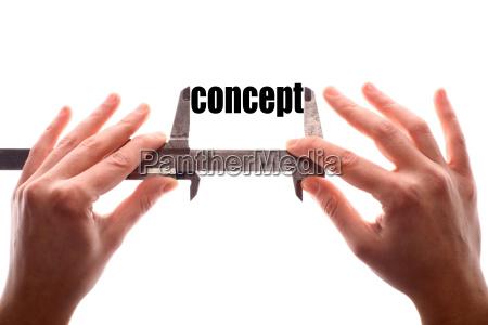 small concept