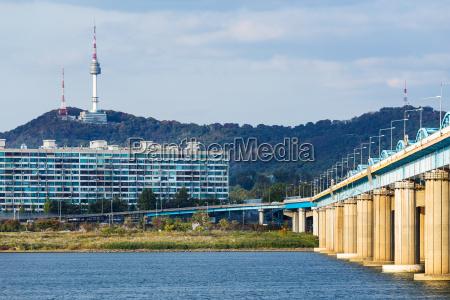 seoul city south korea