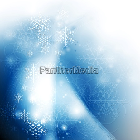 christmas greeting card winter background