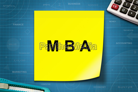 mba oder master of business administration