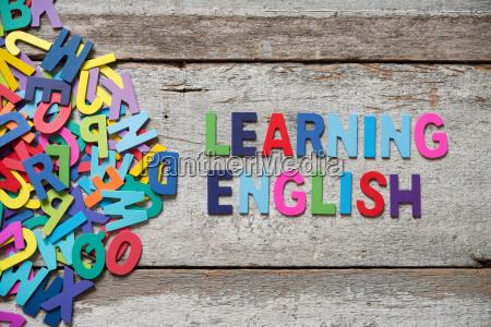leanring englisch