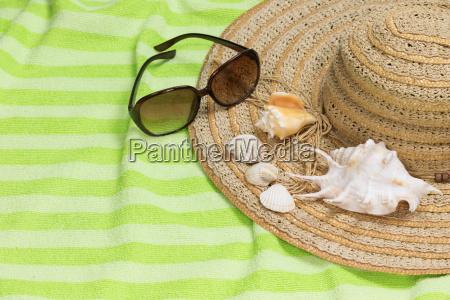 sommerentspannungskonzept