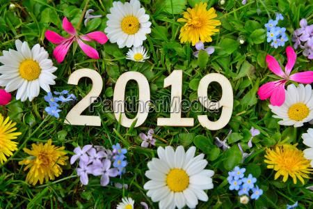 2019 jahr silvester neujahr