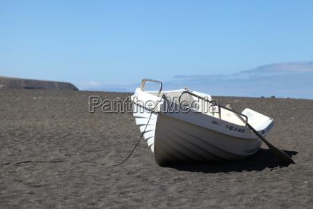 Fuerteventura, Kanarischen Inseln, Boot, Kanaren, Insel, Sand - 14258827