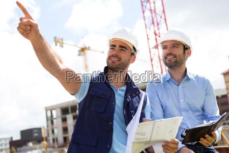 arbeitskraft und architekt die einige details