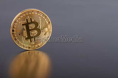 foto golden bitcoin neues virtuelles geld