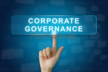 hand press on corporate governance or