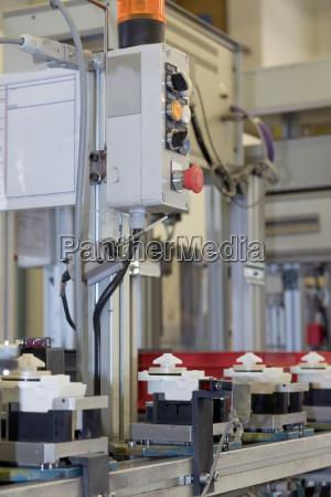 industrie innenraum montage herstellung werk fabrik
