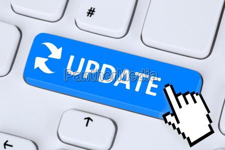 computer software update aktualisieren schutz vor