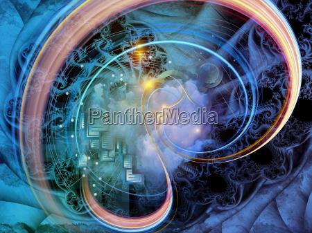 fractal mechanik arrangement