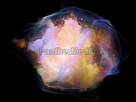 kümmern, particle, metaphor - 14325245