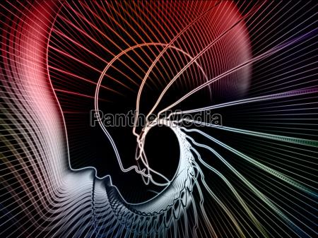entstehung der seelengeometrie