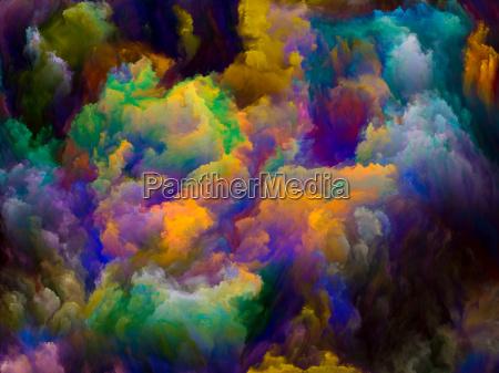 virtuelle farbe