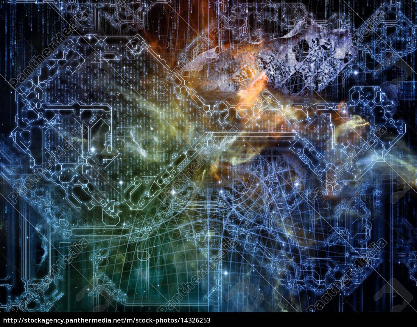 virtuelle, verbindung - 14326253
