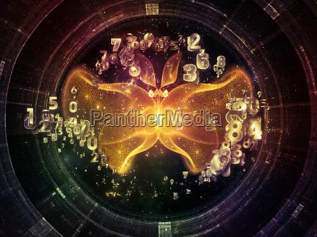 visualisierung, der, symmetrie - 14326249