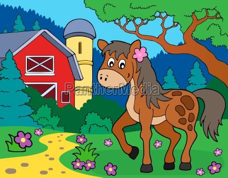 horse theme image 7