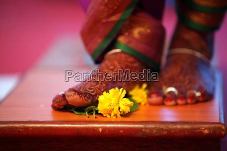 wedding ritual step