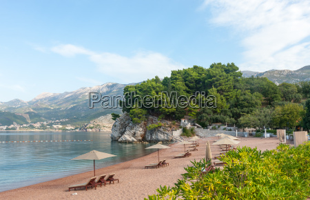 royal beach von montenegro