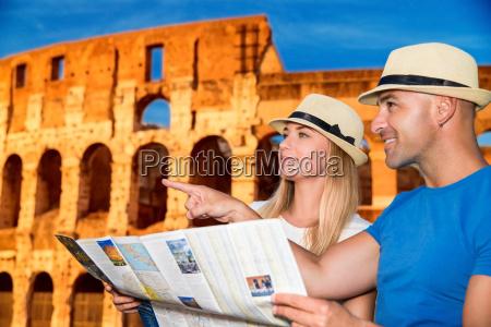 die reise nach rom