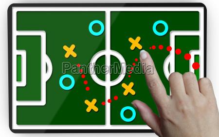 bewerbung strategie reichen sport spiel spielen