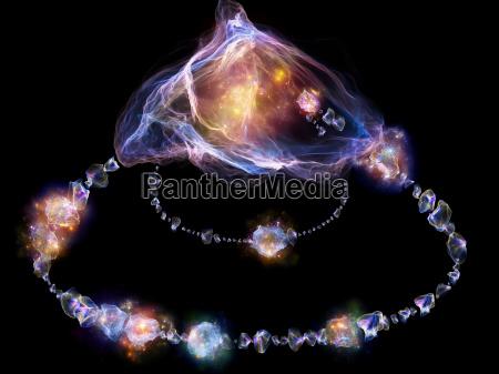 intricate jewels