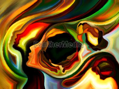 source of mind shapes