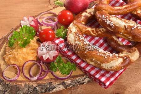 desayuno bavaro