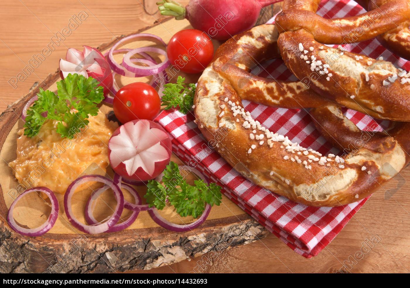 bayerisches, frühstück - 14432693