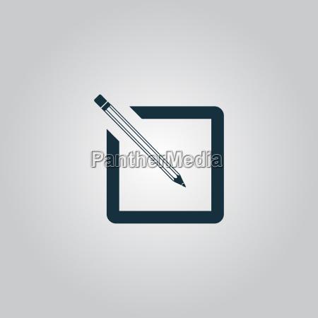 einfache registrierung icon