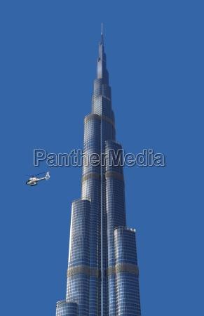 burj khalifa arabische emirate dubai downtown