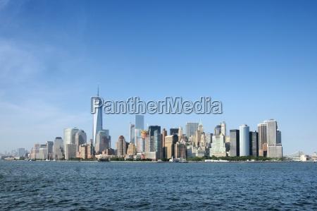 new york manhatten one world trade