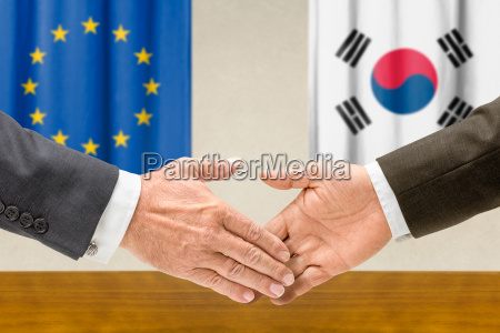 representatives of the eu and south