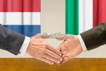 representatives of the netherlands and italy