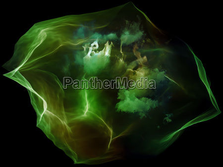 evolving mind particle