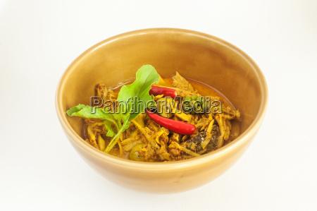 curry wuerziger vegel und fischgrill