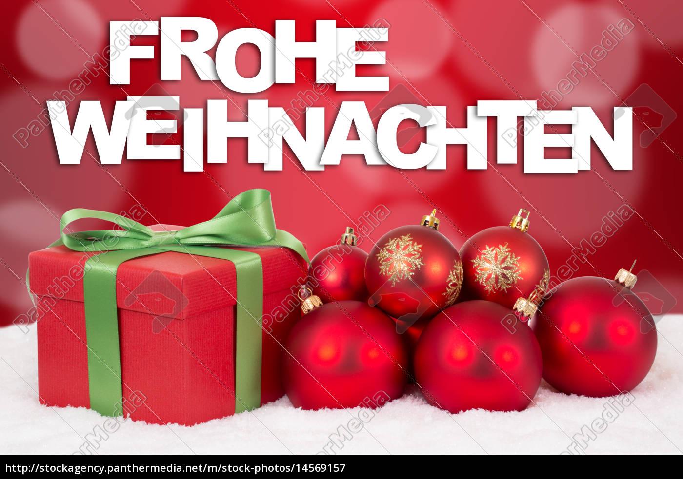 Frohe Weihnachten In Bildern.Lizenzfreies Bild 14569157 Frohe Weihnachten Weihnachtskarte Weihnachtsgeschenke Geschenke
