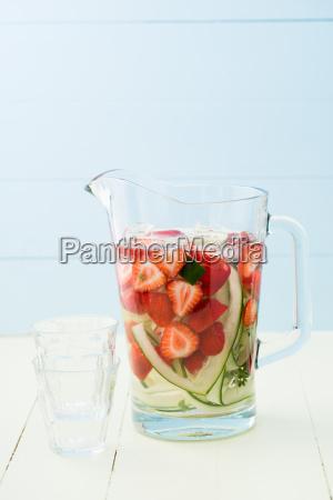 aromatized water