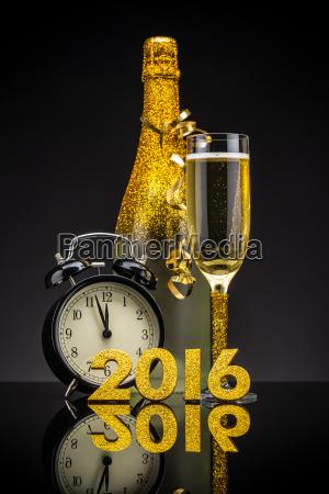 2016 neues jahr konzept