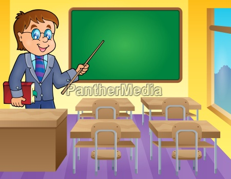 man teacher theme image 3