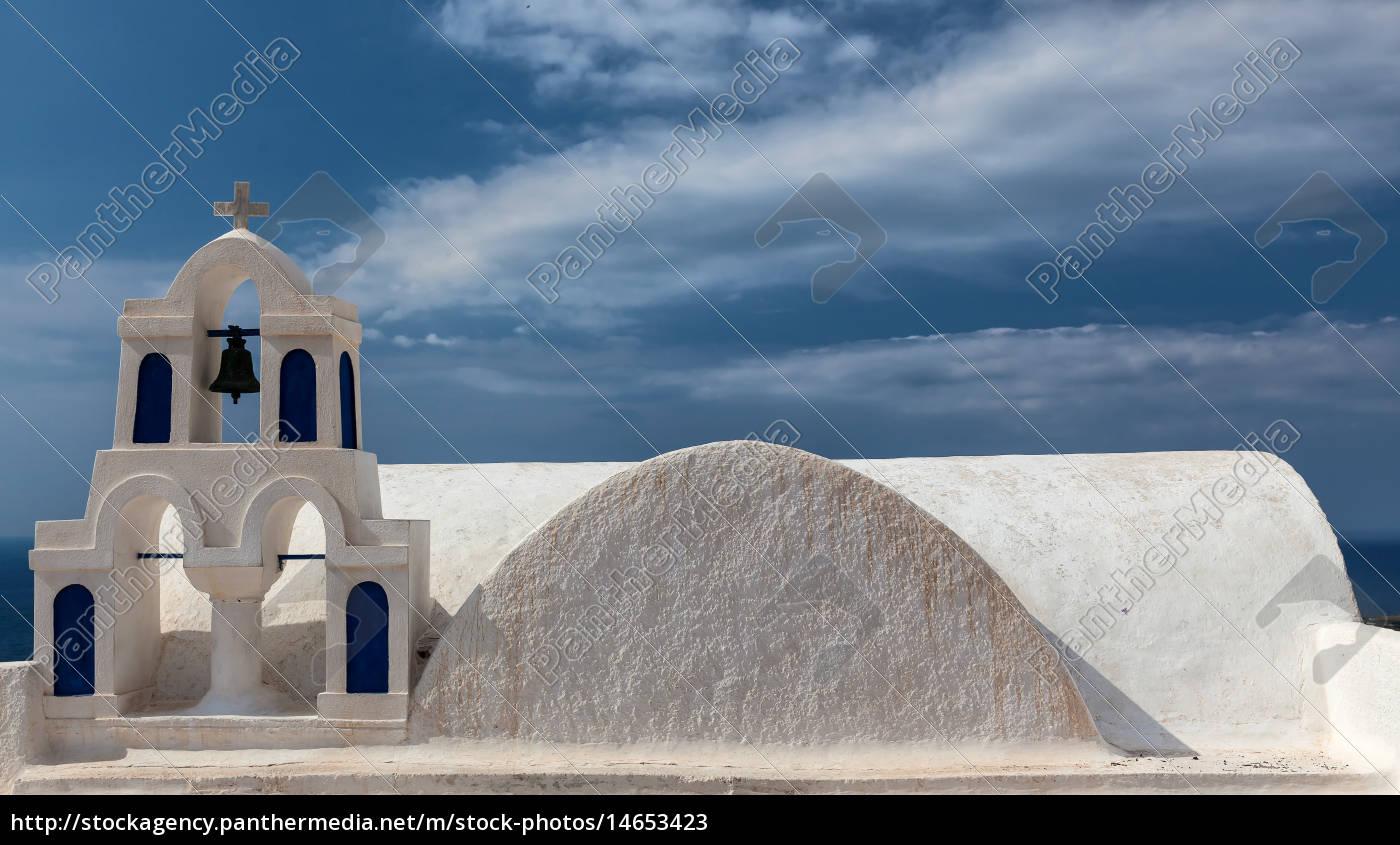 kapelle, in, oia - 14653423