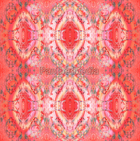 abstract geometric background seamless ellipses pattern