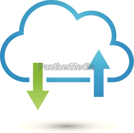 cloud computing wolke internet netzwerk