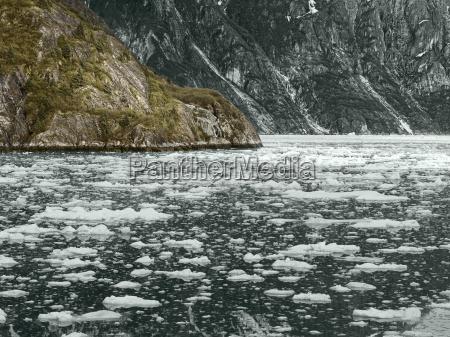 glacier bay national park alaska usa
